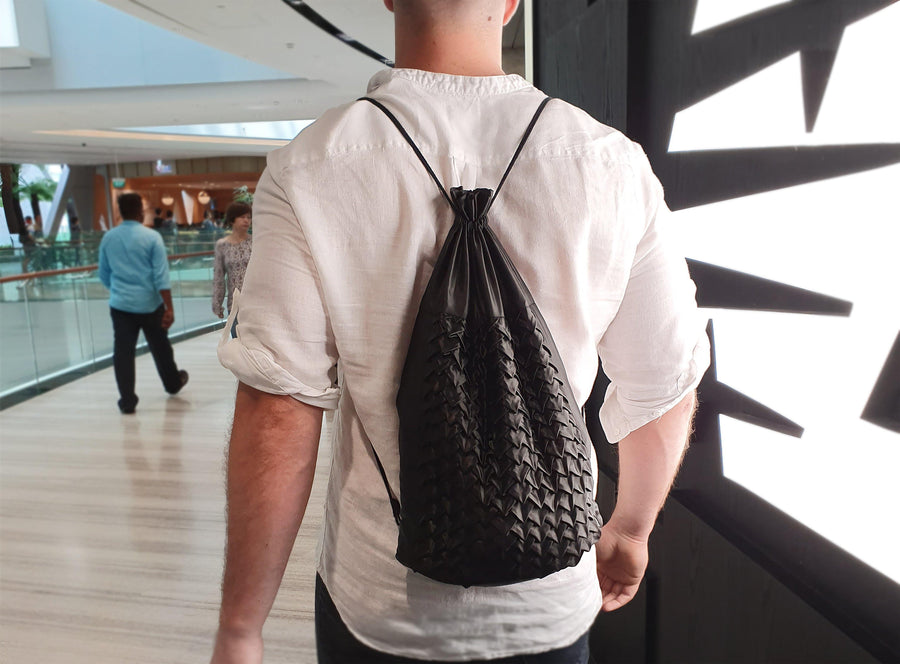 DRAGON SCALE DRAWSTRING BAG *Free Shipping* - Little Beasty