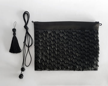 DRAGON SCALE iPAD CASE / CLUTCH BAG *Free Shipping* - Little Beasty