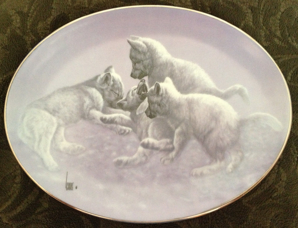 Rough House Collector's Plate #3113A of The Wild Bunch at Bradford Exchange CP008