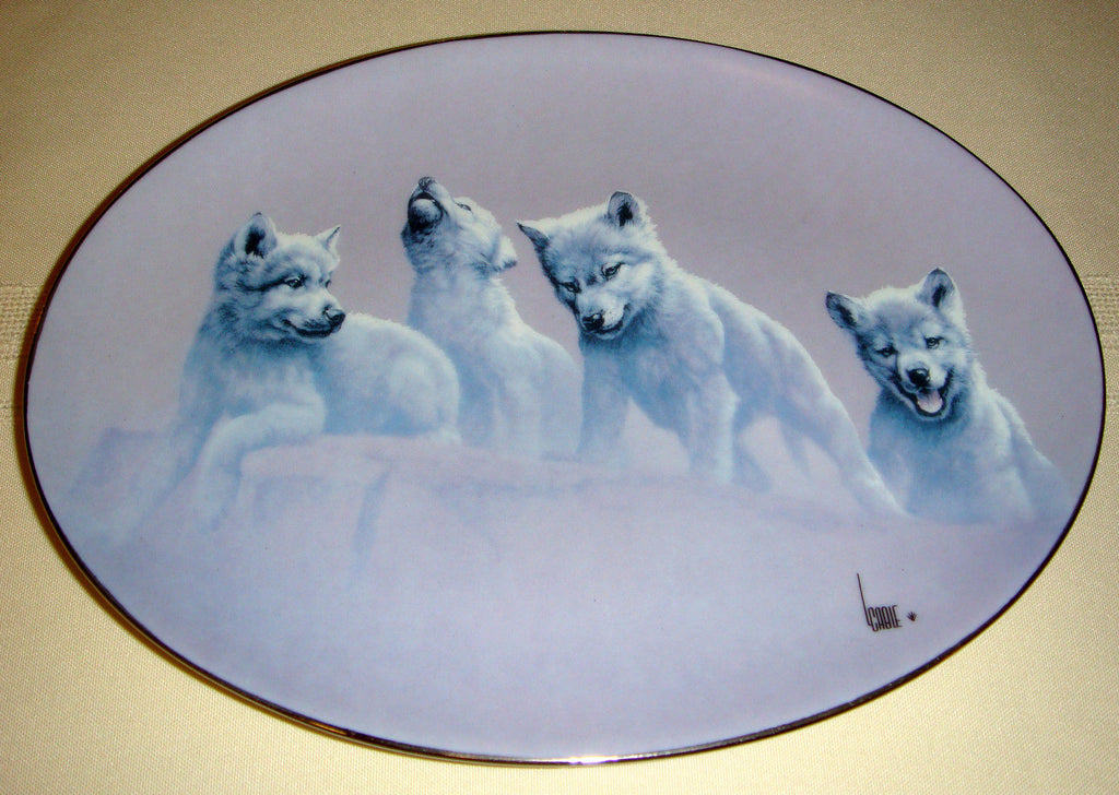 The Lookout Collector's Plate #1134A of The Wild Bunch at Bradford Exchange CP009