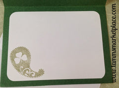Happy St. Patrick's Day Card MKC066