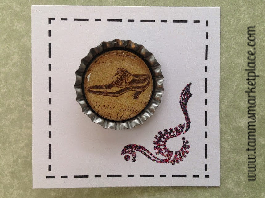 Bottle Top Pin from the Elegant Vintage Collection MKP083C
