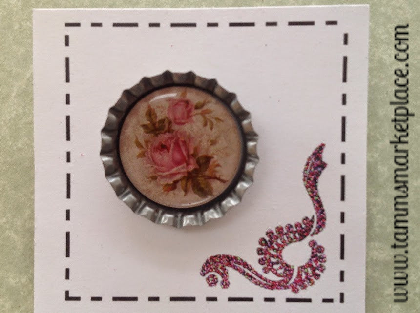 Bottle Top Pin from the Elegant Vintage Collection MKP083S