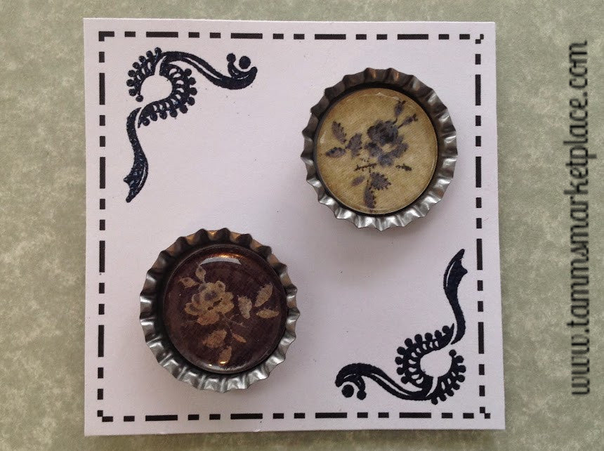 Bottle Top Pin from the Elegant Vintage Collection MKP083Set