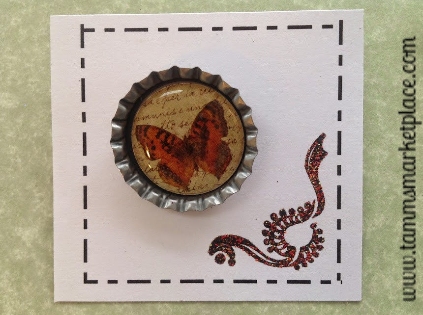 Bottle Top Pin from the Elegant Vintage Collection MKP083V