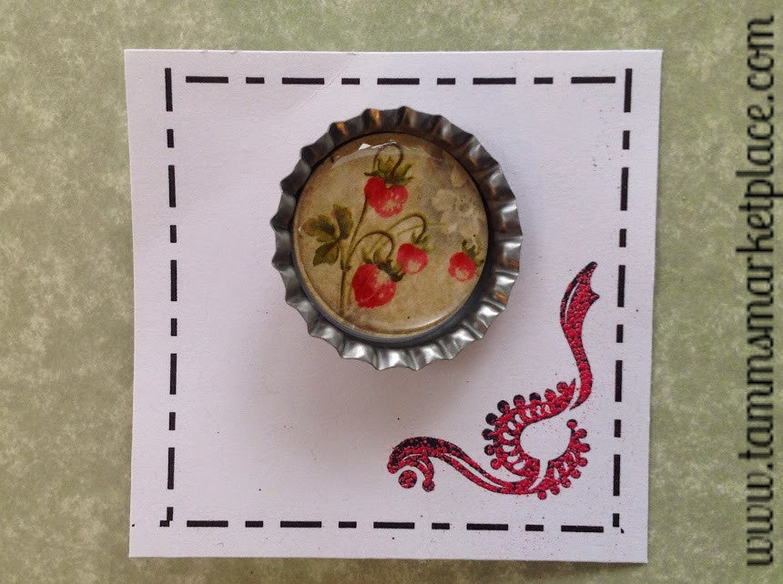 Bottle Top Pin from the Elegant Vintage Collection MKP083X