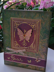 Soar with Best Wishes Card QC0009