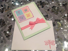 Easter Cards set of 5 JAC003