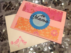 "Happy Mother's Day ""Mama"" Card JCA006"