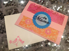 "Happy Mother's Day ""Mama"" Card JCA005"