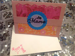 "Happy Mother's Day ""Mama"" Card JCA004"