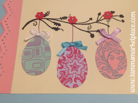 Easter Cards set of 4 JAC014