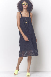 Maryl Fringe Dress