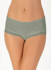Organic Cotton Hipster Brief