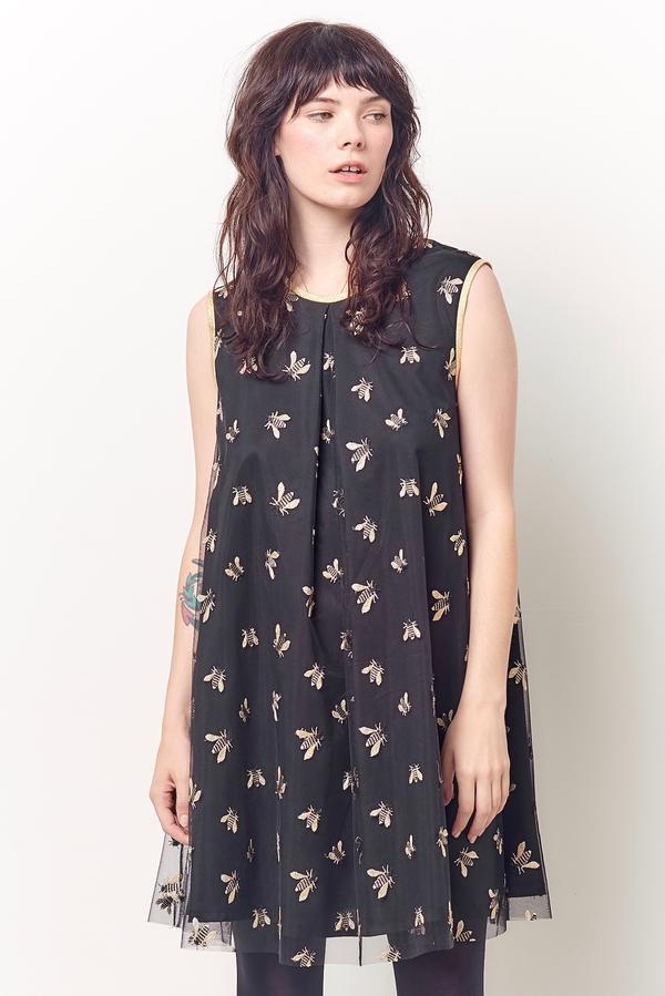 Suzie Bee Trapeze Dress