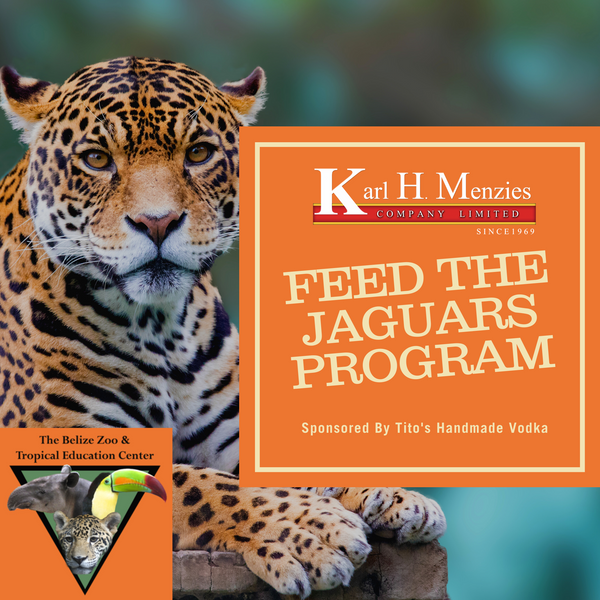 Feed The Jaguars Program - Sponsored by Tito's Handmade Vodka