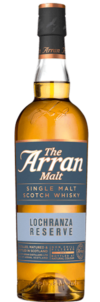 The Arran Lochranza Reserve Single Malt Scotch Whisky (Scotland) 700ML