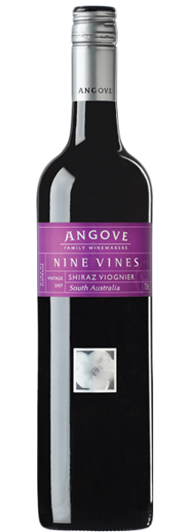 Angove Nine Vines Shiraz/Viognier 2009 (South Australia) 750ml