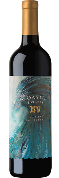 BV Coastal Estate Red Blend 2015 (California, US) 750ml
