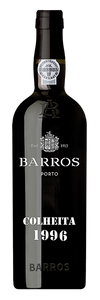 Barros Porto Colheita 1996 (Portugal) 750ml