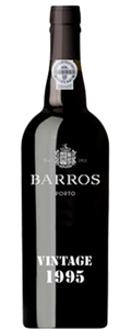 Barros Porto Vintage 1995 (Portugal) 750ml