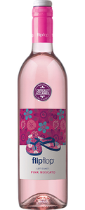 Flipflop Pink Moscato (California) 750ml