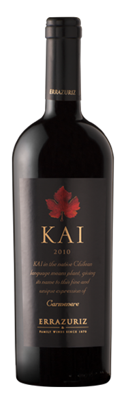 Errazuriz Kai Carmenere 2011 (Aconcagua Valley, Chile) 750ml
