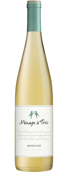 Menage A Trois Moscato (California) 750ml