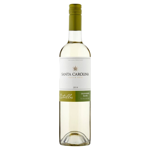 Santa Carolina Estrellas Sauvignon Blanc 2018 (Chile) 750ml
