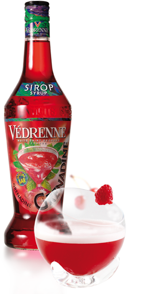 Vedrenne Grenadine Syrup (France) 700ML