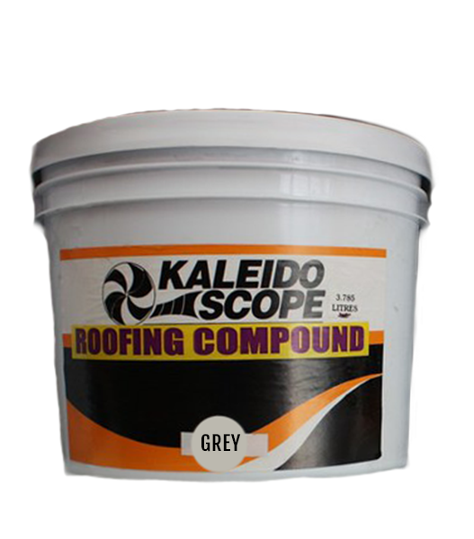 Kaleidoscope Grey Roofing Compound 3.875 litres