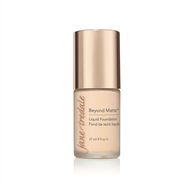 Beyond Matte Liquid Foundation - Stylies Webshop jane iredale
