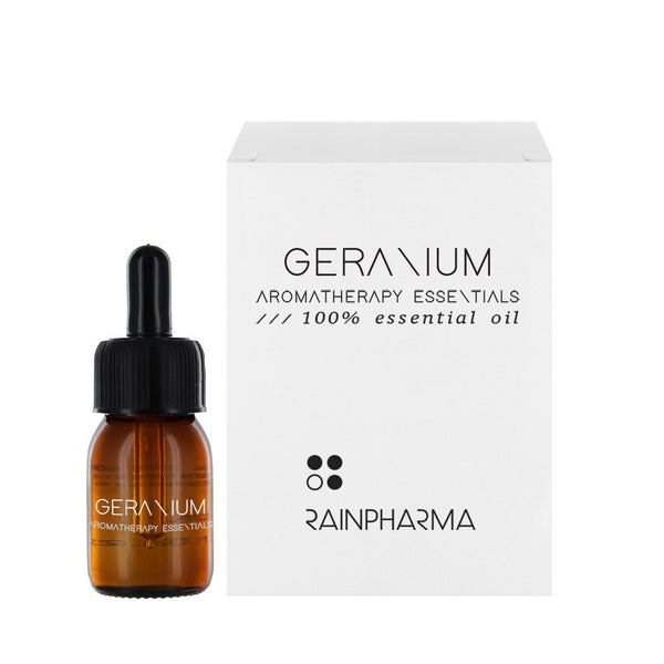 Essential Oil Geranium - Stylies Webshop Rainpharma
