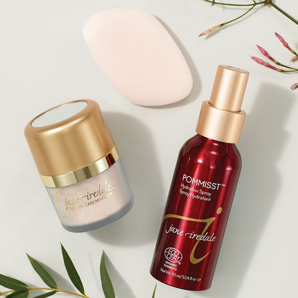 Hydration and fixation spray - Stylies Webshop jane iredale