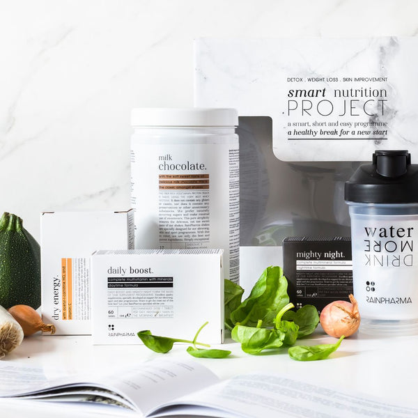 Smart Nutrition Project SNP Basic (Nieuw) - Stylies Webshop Rainpharma