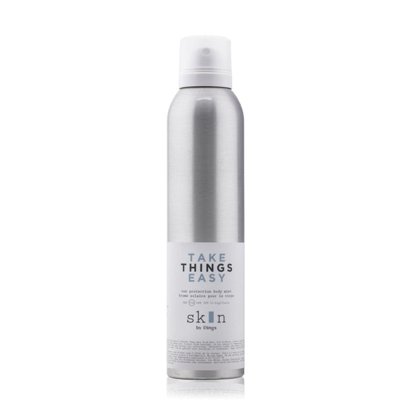 TAKE THINGS EASY - BODY MIST SPF30 - Stylies Webshop Skin by Dings