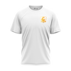 MASTERS FC CREST T-SHIRT - WHITE