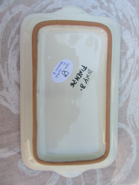 small ceramic tray