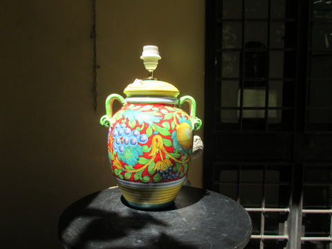 ceramic lamp base