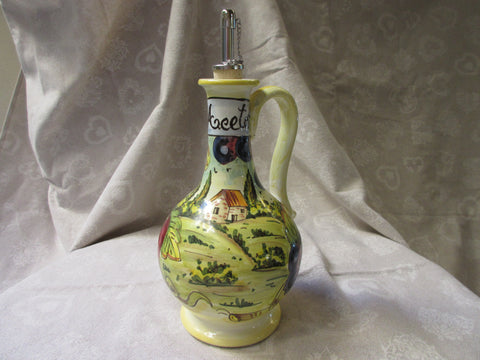 ceramic oil dispenser