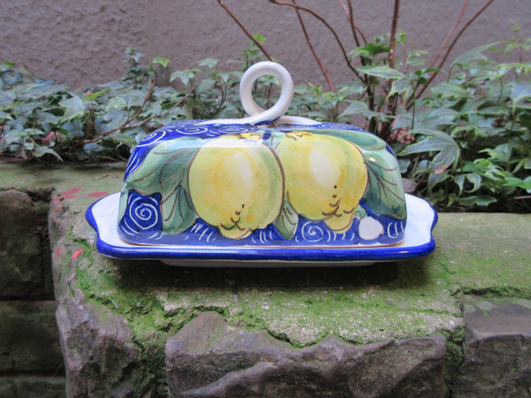 ceramic butter dish