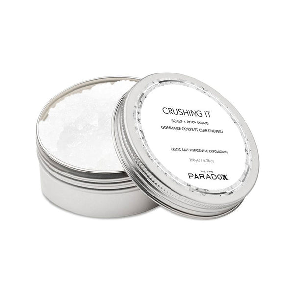 We Are Paradoxx Crushing It Scalp and Body Scrub 200g