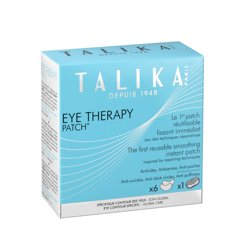 Talika Eye Therapy Patch with Case - 6 pairs