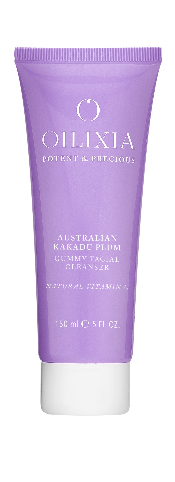 Oilixia Kakadu Plum Gummy Facial Cleanser - Supersize 150ml