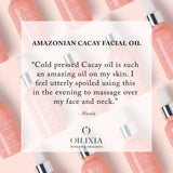 Oilixia  Amazonian Cacay Facial Oil 30ml