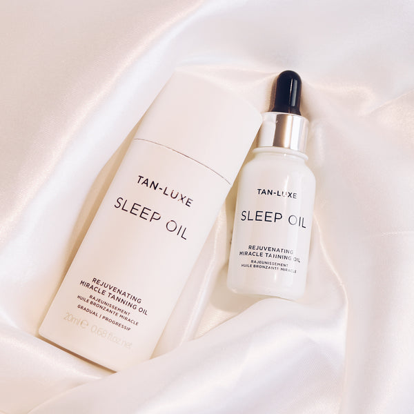 Tan-Luxe Sleep Tanning Oil 20ml