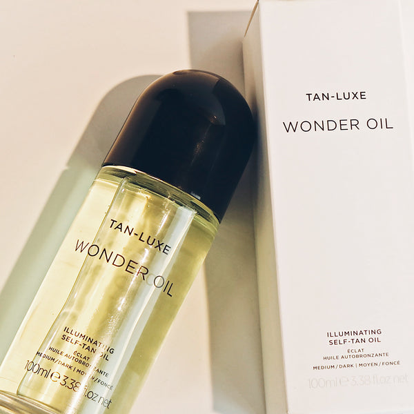Tan-Luxe Wonder Oil Medium/Dark 100ml