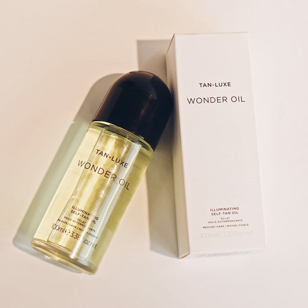 Tan-Luxe Wonder Oil Light/Medium 100ml