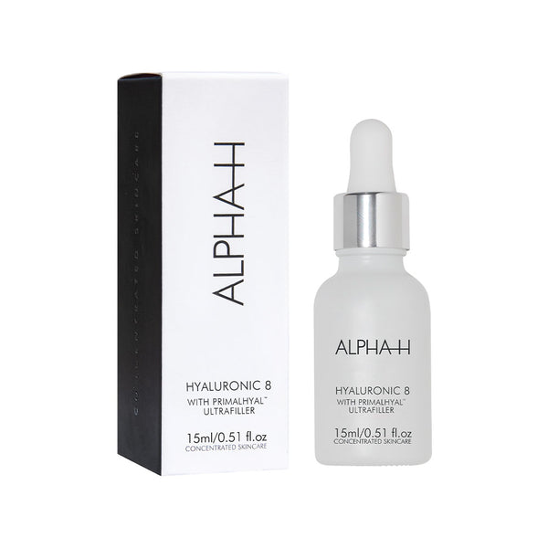 Alpha-H Hyaluronic 8 Serum 15ml