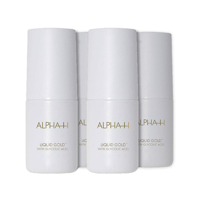 Alpha-H Liquid Gold 200ml (Multi-Pack) 4x50m